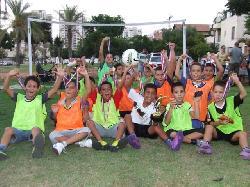 יום הולדת כדורגל בבאר יעקב