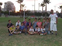 יום הולדת כדורגל בנתניה